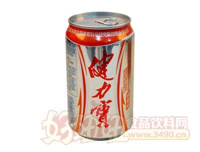 健力宝含汽橙蜜运动饮料罐装330ml