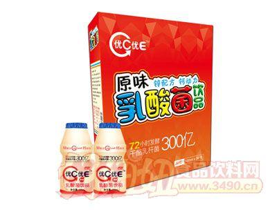 优C优E乳酸菌100ml30瓶装