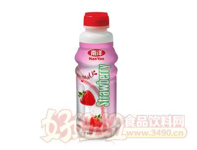 越南天然草莓奶