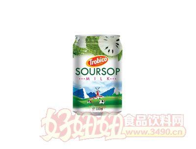 高级刺番荔枝果奶