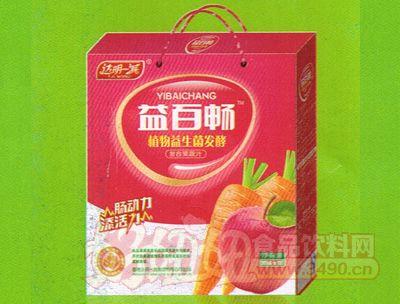 益百畅植物益生菌发酵复合果蔬汁礼盒