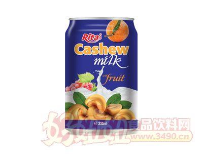 越南原产330毫升腰果奶