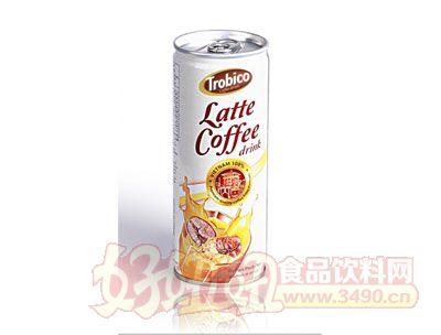 越南原装250毫升正品TROBICO拿铁咖啡