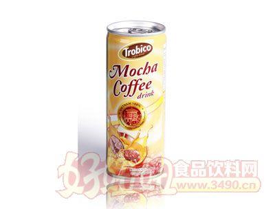 TROBICAL越南原装250毫升正品摩卡咖啡