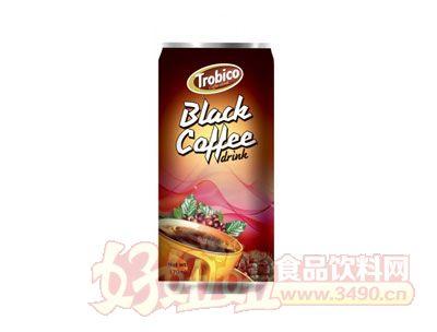 越南原装进口180ml罐装黑咖啡