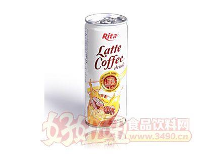 拿铁咖啡250ml罐装