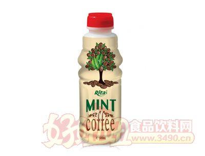 500毫升越南进口薄荷咖啡