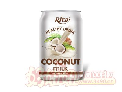 越南原产进口椰奶330毫升罐装
