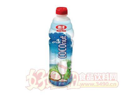 1.25L越南原产椰奶PP瓶装