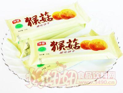 津都猴菇威化饼干25g