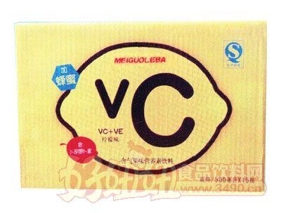 达威VC柠檬果味饮料