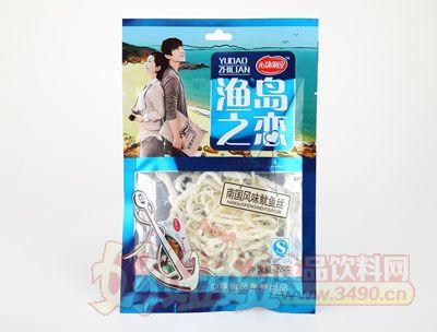 心味果园55g南国风味鱿鱼丝