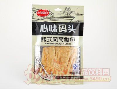心味果园韩式风琴鱿鱼