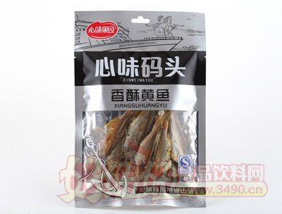 心味果园香酥黄鱼