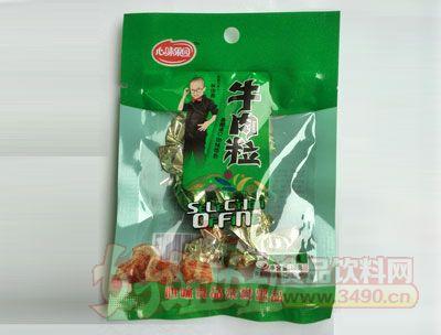心味果园16克五香牛肉粒