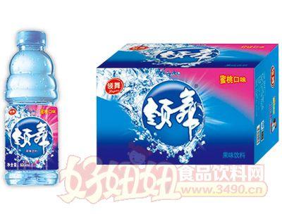 领舞蜜桃口味果味饮料600ml×15瓶