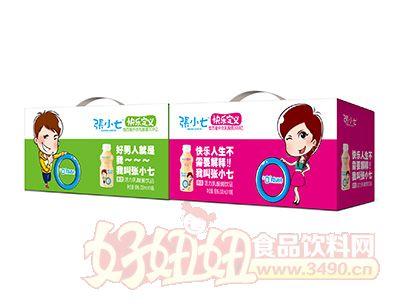 张小七乳酸菌饮品330ml×8瓶