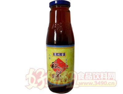 蒽纪堂北京特产儿童秋梨膏850g