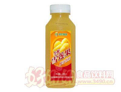 美茹奢香雪莲果汁300ml
