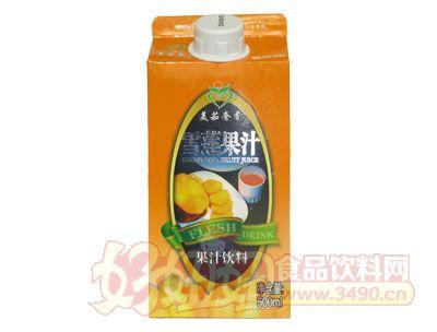 美茹奢香雪莲果汁500ml