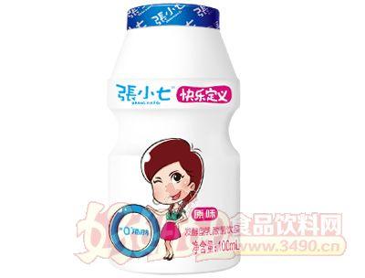 张小七乳酸菌饮品100ml女