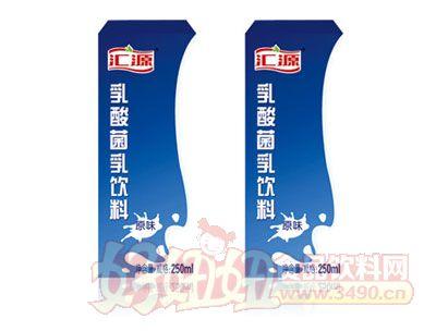 汇源乳酸菌乳饮料原味250ml