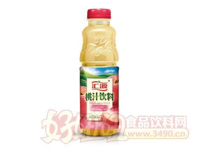 汇源桃汁饮料500ml