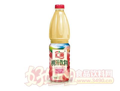 汇源桃汁饮料1.5L