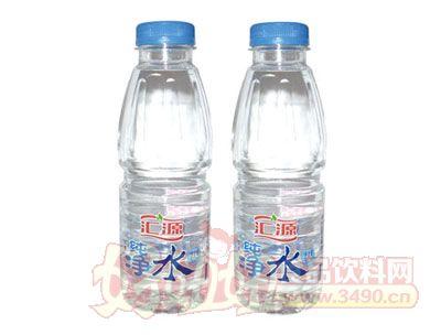 汇源纯净水500ml(大口瓶)