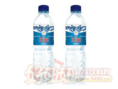 汇源纯净水550ml(苗条瓶)