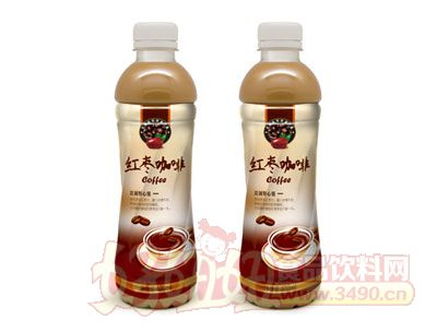 汇源红枣咖啡饮料400ml
