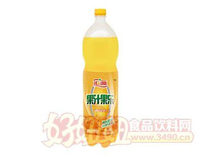 汇源果汁果乐橙味饮料1.8L