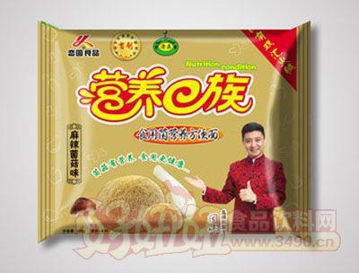 惠生圆营养E族麻辣菌菇味