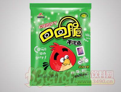 惠生圆口口脆香葱鸡汁味