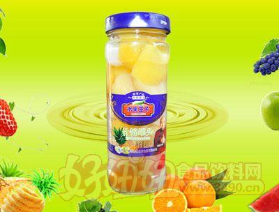 水果王子460g什锦水果罐头
