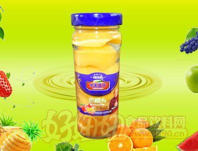 水果王子460g桃罐头
