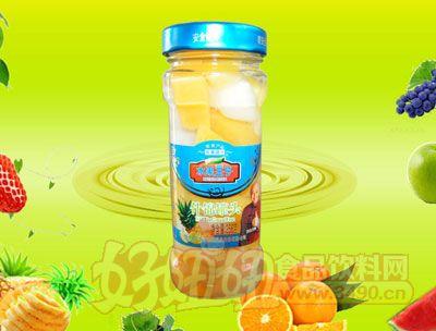 水果王子256g什锦水果罐头