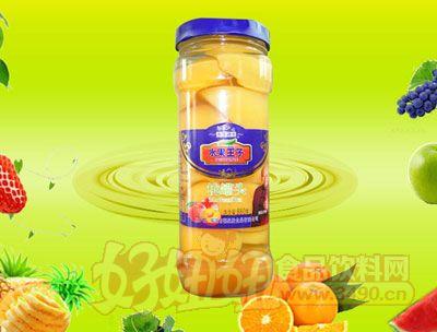 水果王子880g桃罐头