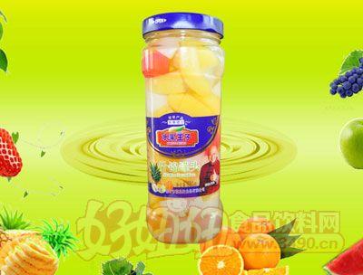 水果王子880g什锦罐头