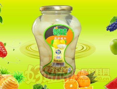 水果王子838g梨球罐头