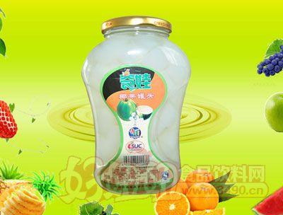 水果王子838g椰果罐头