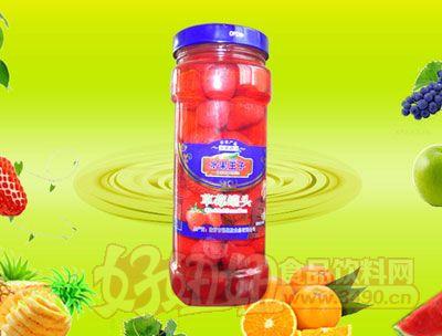 水果王子700g草莓罐头