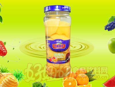 水果王子700g桃罐头