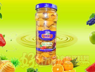 水果王子700g山楂罐头