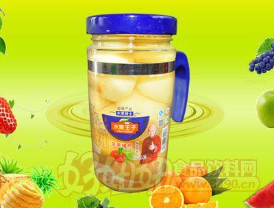 水果王子638g苹果罐头