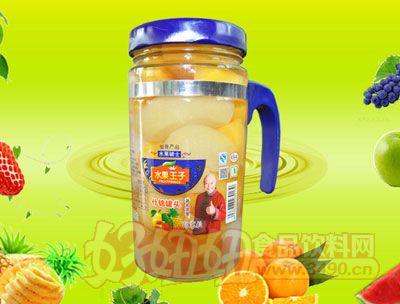 水果王子638g什锦水果罐头
