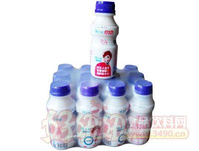 张小七乳酸菌饮品330mlx12瓶女款