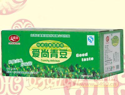 正盛园爱尚青豆(4Kg)