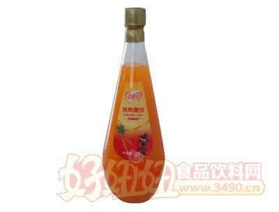 热带果园生榨胡萝卜汁原浆