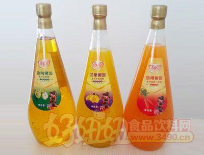 热带果园生榨果汁系列